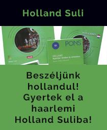 Tanuljunk hollandul! Nederlands leren voor Hongaren