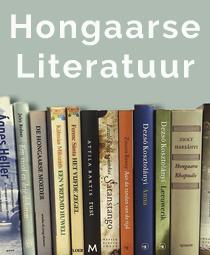 Hongaarse literatuur, een site van Uitgeverij Hongarije Magazine
